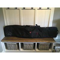 Burton Wheelie Gig Snowboard Bag - 166 - Black