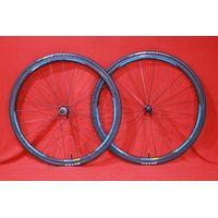 Ursus Miura T24 Full Carbon Tubular Wheelset 700c w/ Tires
