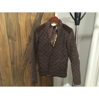 Sheila Moon Quilted Wool Cycling Jacket - Men's Medium VERY RARE! Made in San Francisco