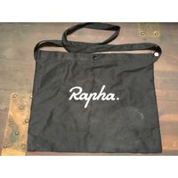 Rapha Logo Musette Bag - w/ Collectable Pink Pin
