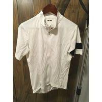 Rapha Lightweight White / Black  Short Sleeve Jersey - Men's Large